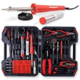 Hi-Spec 60 Piece Electronics Electrical Engineer Tool Kit with 30W...