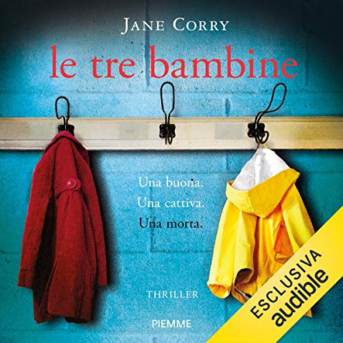 Le tre bambine cover art