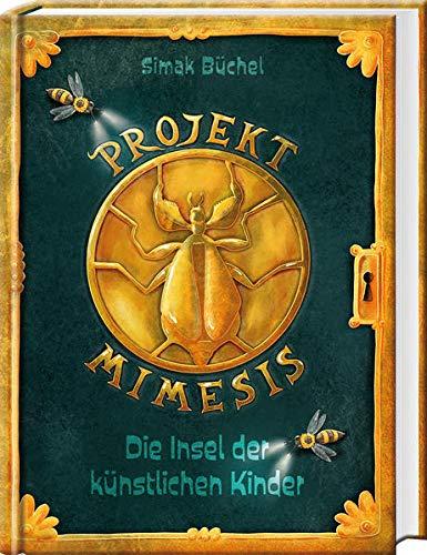 Projekt Mimesis – Die Insel der künstlichen Kinder: spannendes Kinderbuch ab 10 Jahre für Jungs und Mädchen (iKIDS-Trilogie)