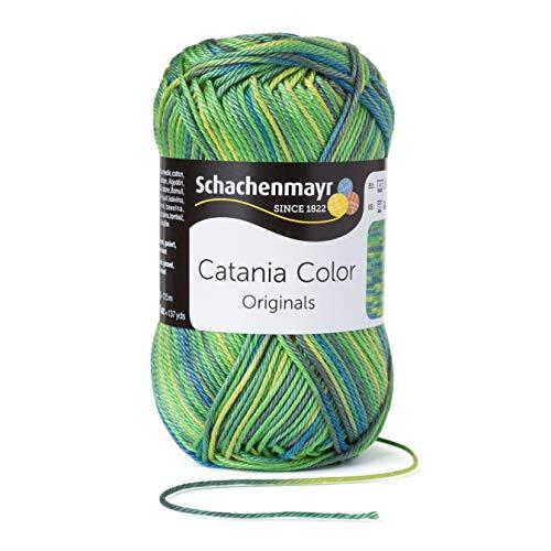 Schachenmayr Handstrickgarne Catania Color, 50g Wiese