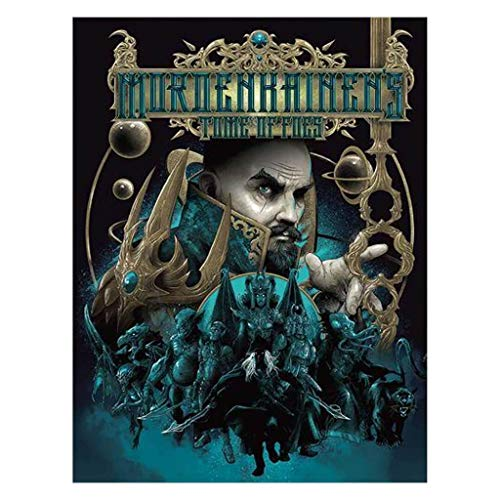 Dungeons & Dragons: Rpg Mordenkainen's Tome Of Foeslimited Edition (hc)