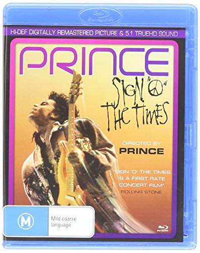 Prince: Sign O the Times [Blu-ray]