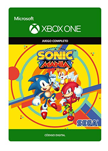 Sonic Mania Standard | Xbox One - Código de descarga