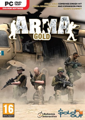 Preisvergleich Produktbild ArmA: Armed Assault GOLD (PC) ()