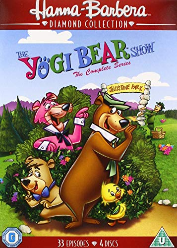 Yogi Bear: The Complete Series [DVD] [2000] [1961]