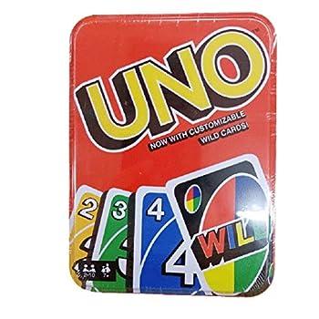 Waterproof Yunuo Board Game Adult Party Card Luxury Standard Genuine Iron Box
