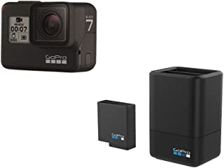 Kit GoPro Hero 7 Black + Carregador Duplo + Bateria Extra AADBD-001