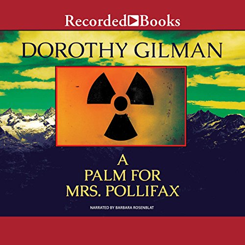 A Palm for Mrs. Pollifax Titelbild