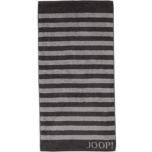 Joop! Handtücher Classic Stripes 1610 Mokka - 33 Duschtuch 80x150 cm