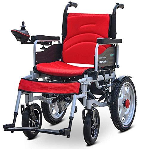 Nadenw Elektrische scooter voor rolstoel, licht, elektrisch, opvouwbaar, aluminiumlegering