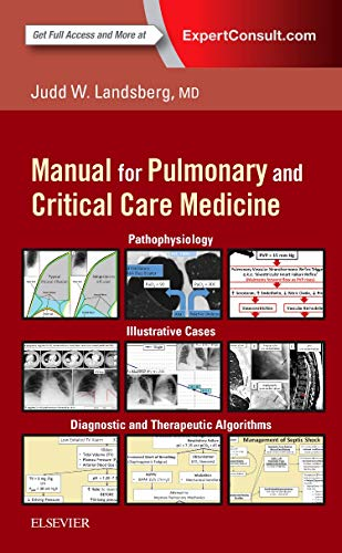 Compare Textbook Prices for Clinical Practice Manual for Pulmonary and Critical Care Medicine 1 Edition ISBN 9780323399524 by Landsberg MD, Judd