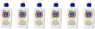 Kiss My Face Moisturizing Hand Soap, Anjou Pear 9 oz ( Pack of 6)