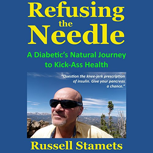 Refusing the Needle audiobook cover art