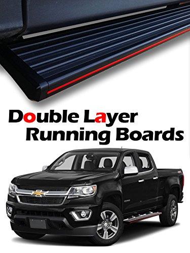 2015 gmc canyon running boards - 2