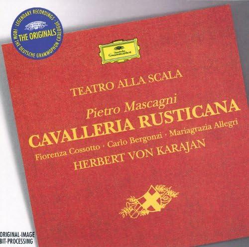 Orchestra del Teatro alla Scala di Milano, Herbert von Karajan & Pietro Mascagni