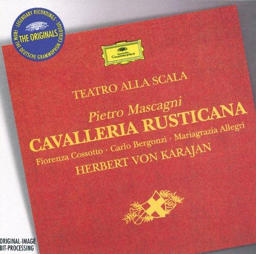 Mascagni: Cavalleria rusticana - 'Fior di giaggiolo'