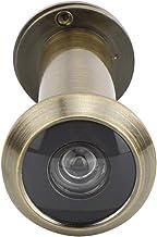Fdit stöldskydd 220 graders visningsvinkel säkerhetsdörr visare med bakskydd för 1,5–2,3 cm håldiameter dörrar för hem hot...