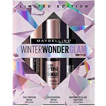 Maybelline Winter Wonderglam Mini Eye Kit Holiday Mascara Gift Set