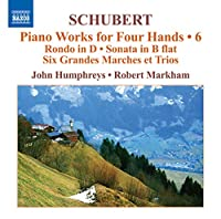 Piano Works For Four Hand