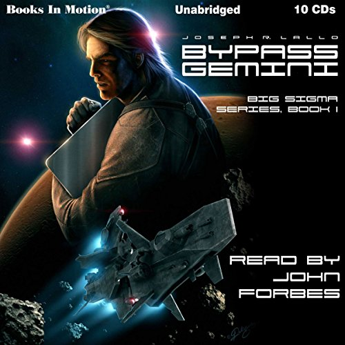 Bypass Gemini audiobook cover art