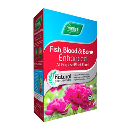 Westlands Horticulture Fish, Blood and Bone Fertilisant multiusage pour Plantes
