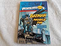 I Can Read! BATMAN PHONICS FUN 12 Story Book DC Super Hero Stories