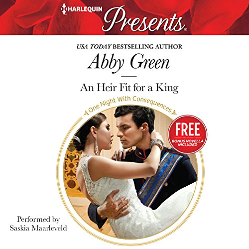 An Heir Fit for a King audiobook cover art