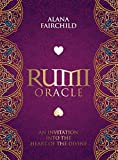 Rumi Oracle Cards Tarot | Oracle Card Board Deck Games Naipes para Juegos De Fiesta