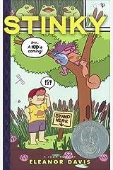 Stinky (Toon Books) by Eleanor Davis (2012-08-02) Relié