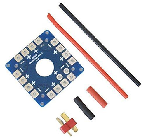 daier 2Pcs ESC Speed Controller Power Distribution Board PDB for Quadcopter Multirotor 3-8
