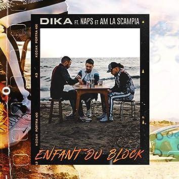 Enfant du block (feat. Naps, AM La Scampia)