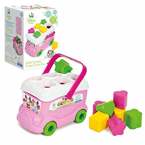 Clementoni Disney Minnie Mouse - Baby Bus des Formes