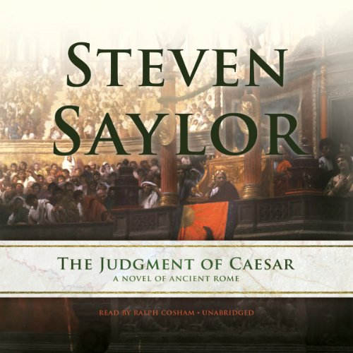 The Judgment of Caesar audiobook cover art