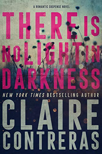 There is No Light in Darkness: A Romantic Suspense Second Chance Romance (English Edition)