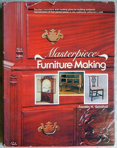 Masterpiece Furniture Making (An Early American Society book)