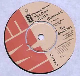 SHADOWS - THEME FROM DEER HUNTER - 7 inch vinyl / 45 record