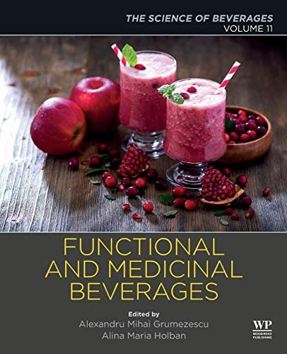Functional and Medicinal Beverages Volume 11 The Science of Beverages product image