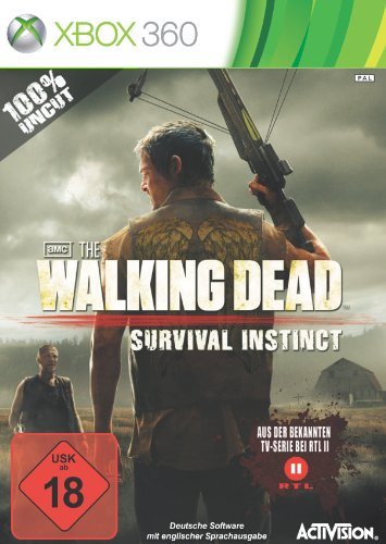 The Walking Dead: Survival Instinct (uncut)