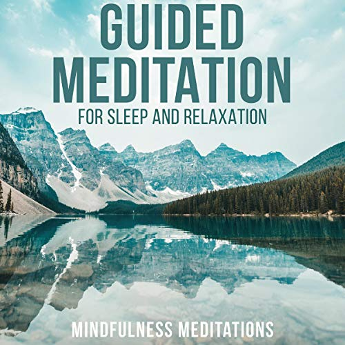 Guided Meditation: For Sleep and Relaxation audiobook cover art