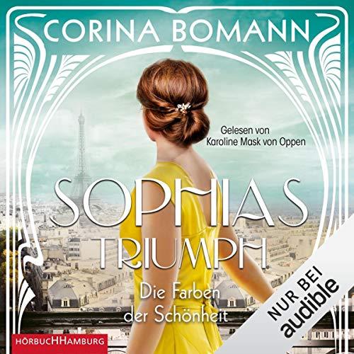 Sophias Triumph Audiobook By Corina Bomann cover art