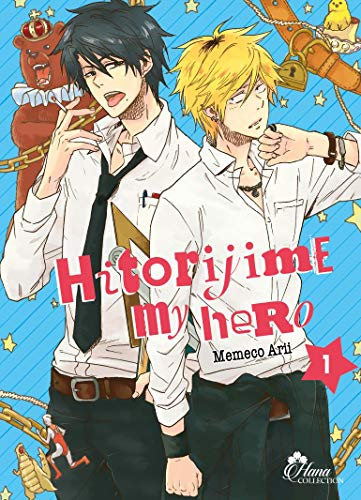 Hitorijime my hero Edition simple Tome 1