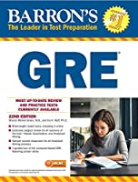 GRE with Online Tests (Barron's Test Prep)