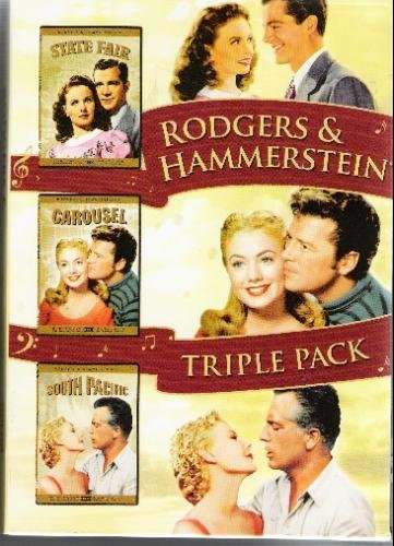 Rodgers & Hammerstein Triple Pack (State Fair/Carousel/South Pacific)