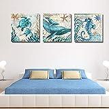 TYFDL Nordic Moderne Kunst Wand Poster Meeresschildkröte