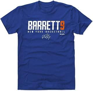 500 LEVEL RJ Barrett Shirt - New York Basketball Men's Apparel - RJ Barrett Elite