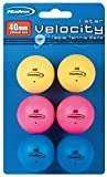 Halex Velocity Color 1-Star Table Balls