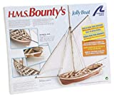Artesanía Latina 19004. Maquette Bateau en Bois HMS Bounty's Jolly Boat 1/25