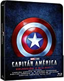 Steelbook Trilogía: Capitán América [Blu-ray]