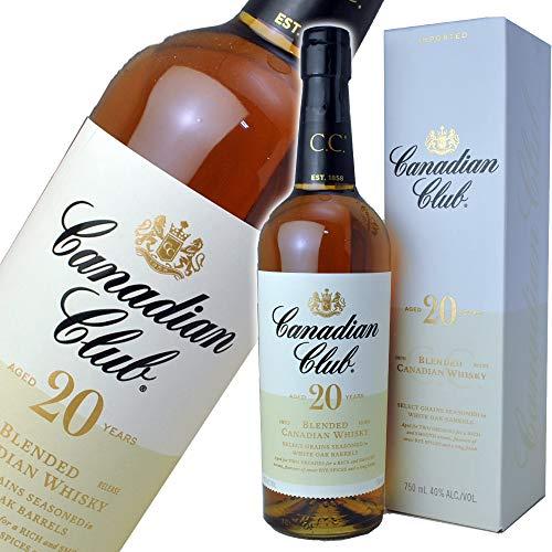 カナディアンクラブ『カナディアンクラブ 20年』