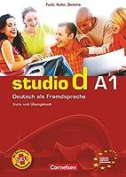 Studio d A1: Deutsch als Frendsprache Kurs und Ubagsbuch